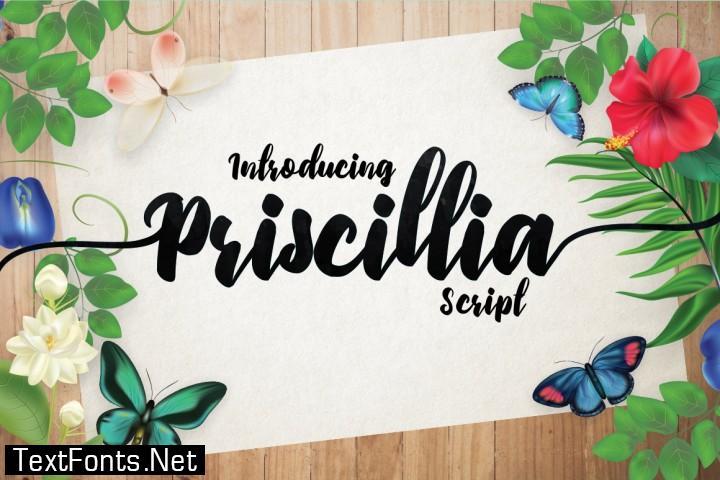 Priscillia Font