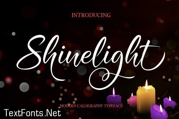 Shinelight Font