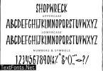 Shopwreck Font