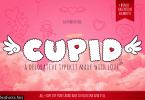 Cupid Font