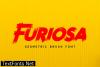 Furiosa Font