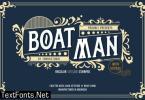 Boatman Font