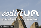 Dotlirium Font