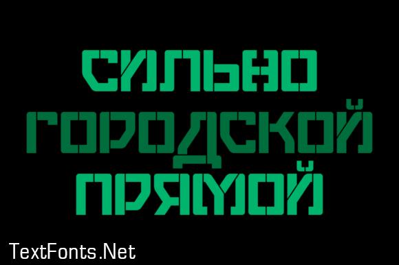 Eslava Family Font