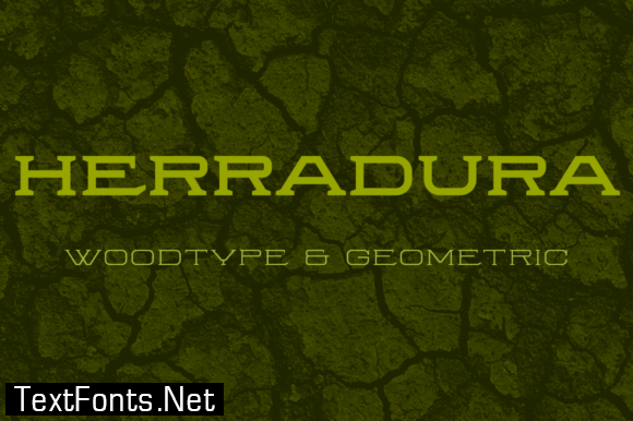 Herradura Family Font