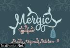 Mergic Font