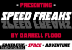 Speed Freaks Font