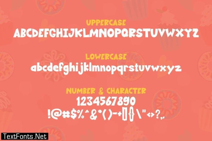 Stupendous Jack - Kids Font