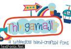 Thingamajig Font