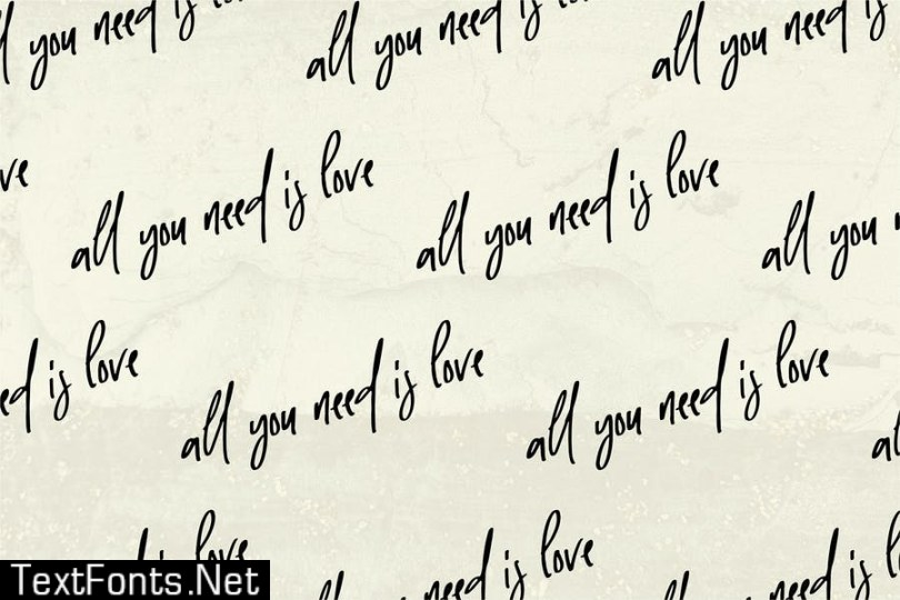Cartel | Script Handwritten Font