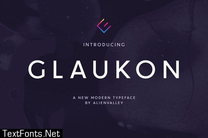 Glaukon - Modern Sans-Serif