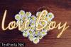 Love Boy Font