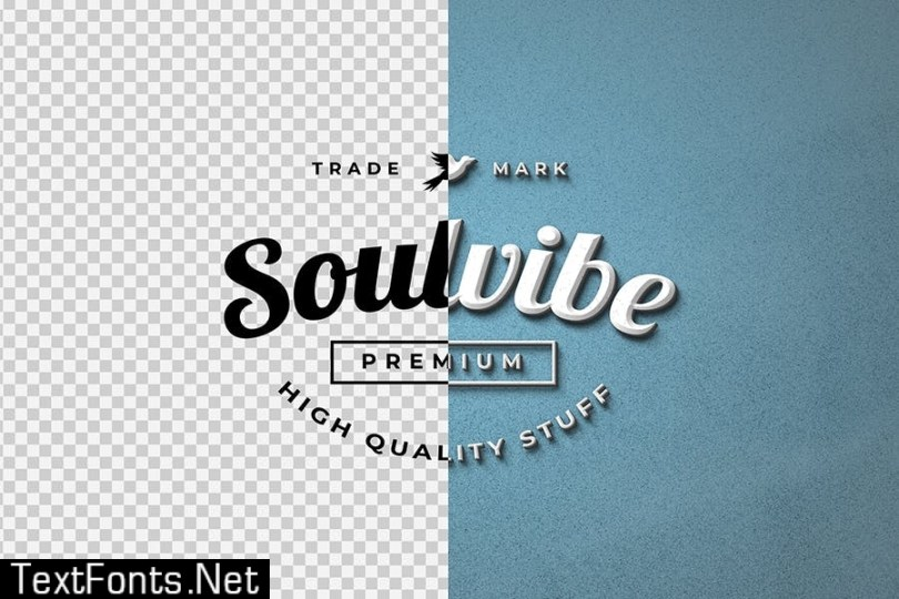 Soulvibe Text Effect LVWFKAX