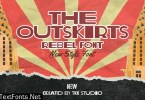 The Outskirts - Classic Vintage rebel font