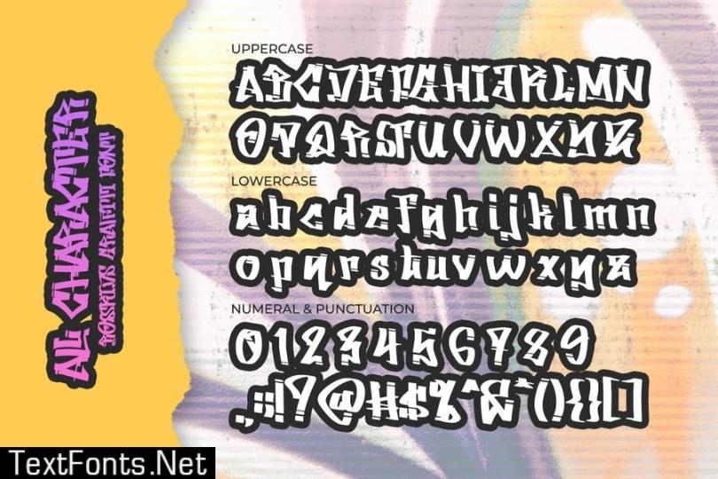 Bosskids Font