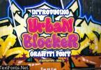 Urban Blocker Font