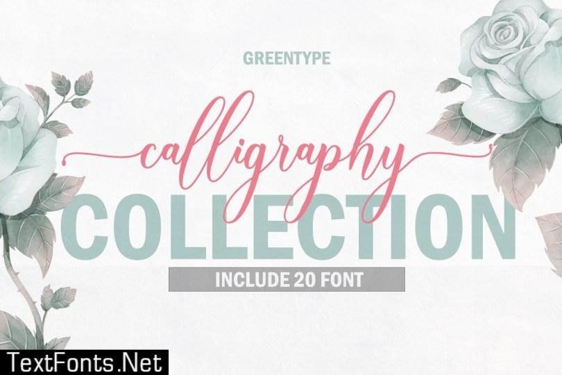 Calligraphy Bundle