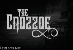 Crozzoe Font