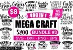The Mega Craft Bundle Vol #3