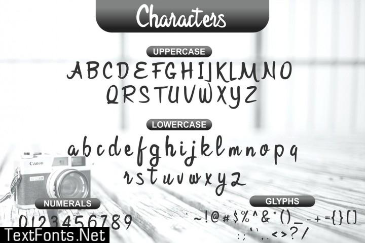 Bijak Font