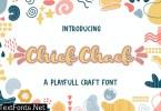 Chick Chack- Playful Craft