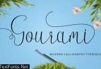 Gourami Font