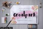 Greatpark Font