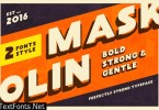 Maskoolin Font