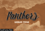 Panthers Font