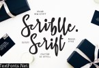Scriblle Font