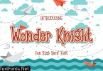 Wonder Knight - Fun Slab