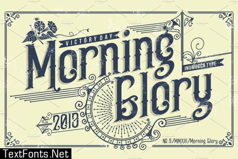 5 Typeface Vintage Bundle 462809