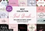 Best Collection Font Bundle