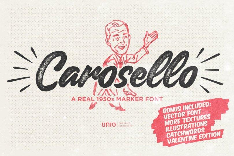 Carosello Font 467632