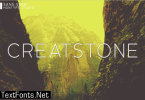 Creatstone Font