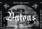 Datons - Vintage Blackletter