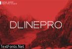 Dlinepro Font