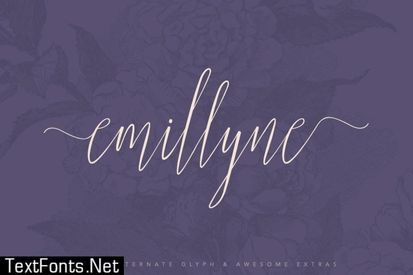 Emillyne Font
