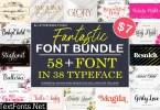 Fantastic Fonts Bundle