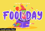Fool Day Font