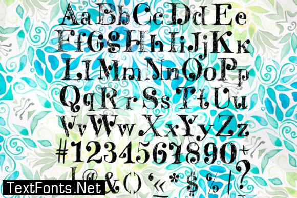 Fulmoon Font