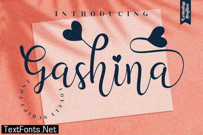 Gashina Script LS