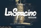 LaSpacino Typeface 491699
