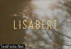 Lisabert Font