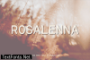 Rosalenna Font