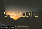 Starlote Font