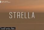 Strella Font