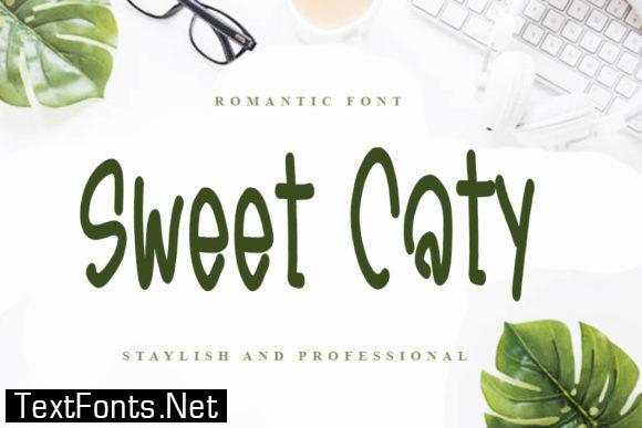 Sweet Caty Font