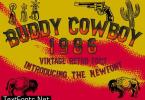 Buddy Cowboy 1986 Font