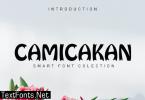 Camicakan Font